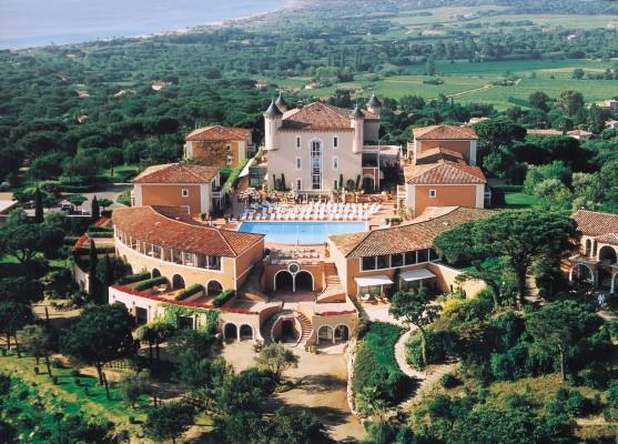 Chateau de la Messardiere St. Tropez France