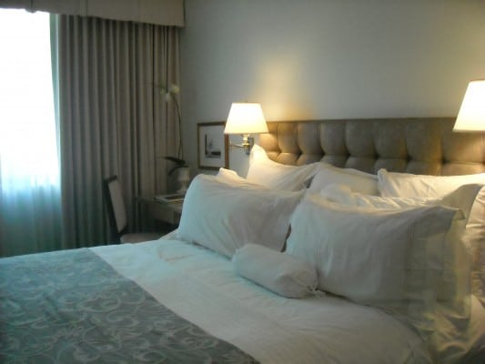 Bed at Luxe Rodeo Drive