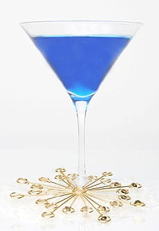 Blue Angel Vodka Blue BAM