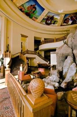 Lower Lobby Sheraton Wild Horse Pass