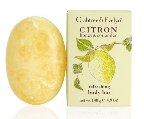 Citron soap