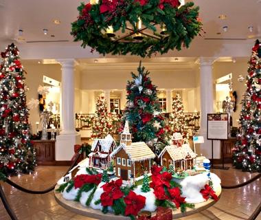 Christmas At The Princess North Pole Comes To