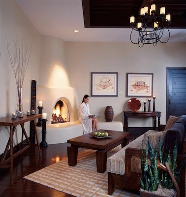 Aji Spa Lounge at Sheraton Wild Horse Pass Resort & Spa