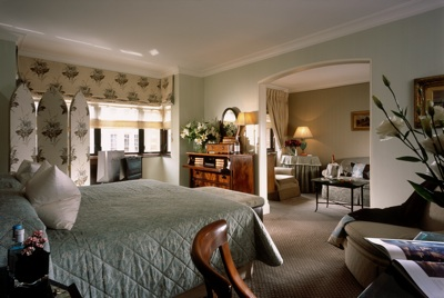 Junior Suite at The Capital London