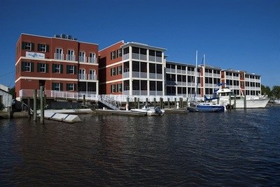 Waterstreet Hotel in Apalachicola is a good option for your summer vacation in Florida