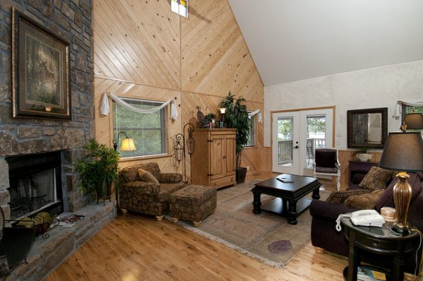 There are a variety of accommodations available at Mountain Harbor. Photo courtesy Mountain Harbor