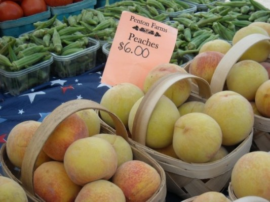 Penton Farms Peaches