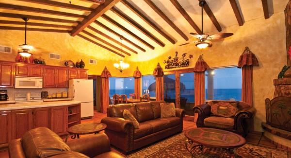 Playa Vida Living Room