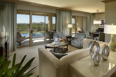 Canyon Suite at The Phoenician