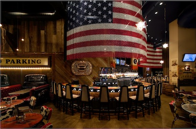 Jack Daniels Bar Grill
