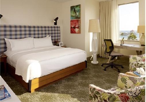 Shorebreak King Guest Room Huntington Beach