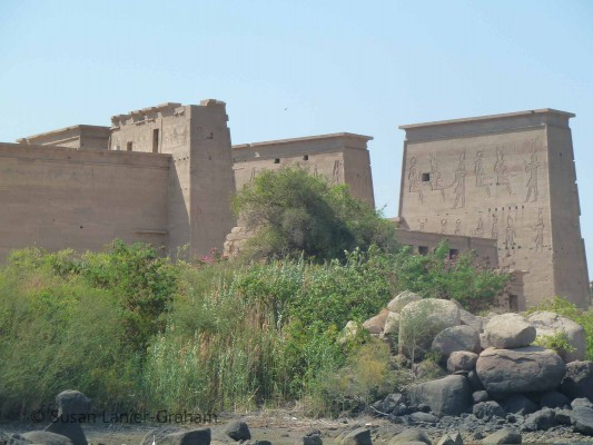 Temple complex of Philae