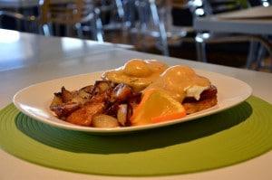 Scramble - Santa Fe Eggs Benedict