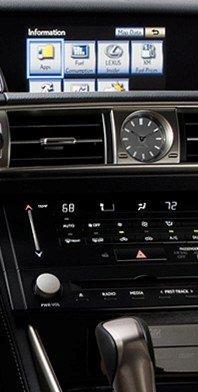 Lexus 2014 IS 350 Apps