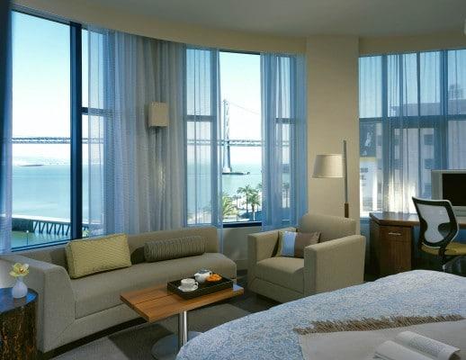 Hotel Vitale - Circular Suite with Bridge View