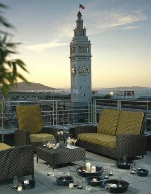 Hotel Vitale - Penthouse Terrace