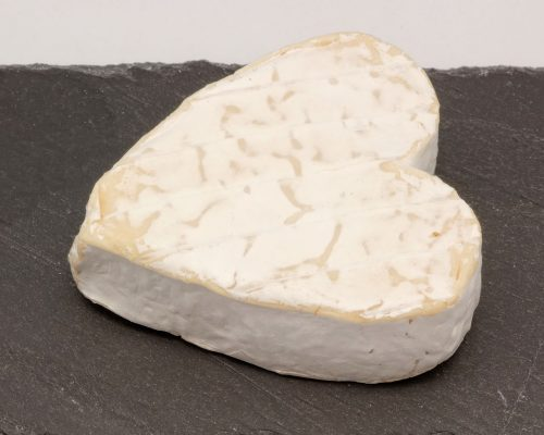 Neufchâtel cheese. Photo by Coyau via Wikimedia Commons