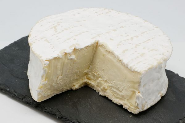 Brillat-savarin cheese. Photo by Pierre-Yves Beaudouin via Wikimedia Commons