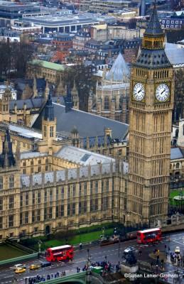 Touring London