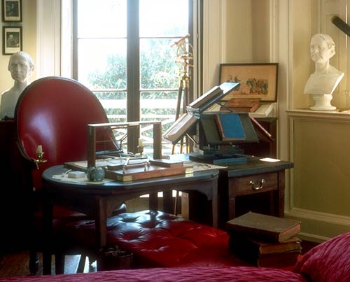 Jefferson's Cabinet (Office)