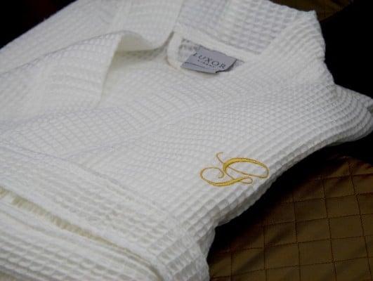 Luxor Linens Giovanni Robe