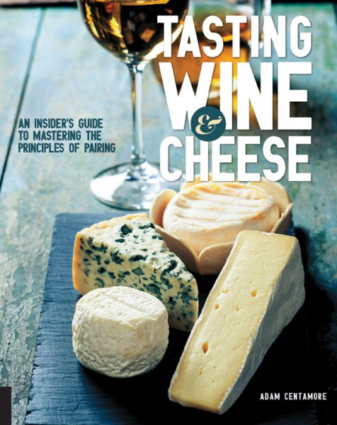 Tasting Wine and Cheese - cover