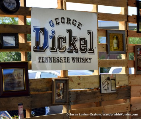Dickel Whiskey Pop-up Bar