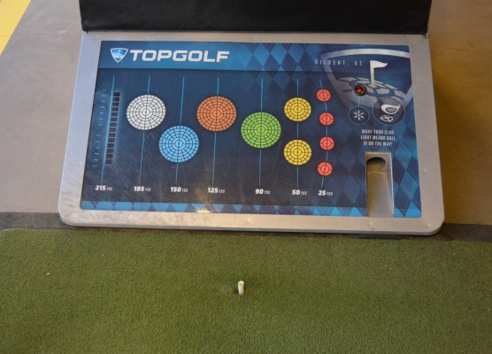 Topgolf automation