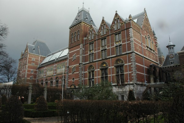 Amsterdam's Rijksmuseum is a must-see museum when you visit Amsterdam