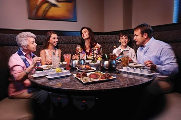 Enjoy family dinners at The Melting Pot