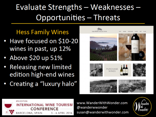 Hess Family Wines learned many lessons about branding