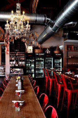 The Market Restaurant + Bar by Jennifer's.